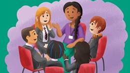 Peer Support for Children and Young People's Mental Health and Emotional Wellbeing Programme