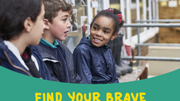 Children's Mental Health Week 2020 - Find your Brave